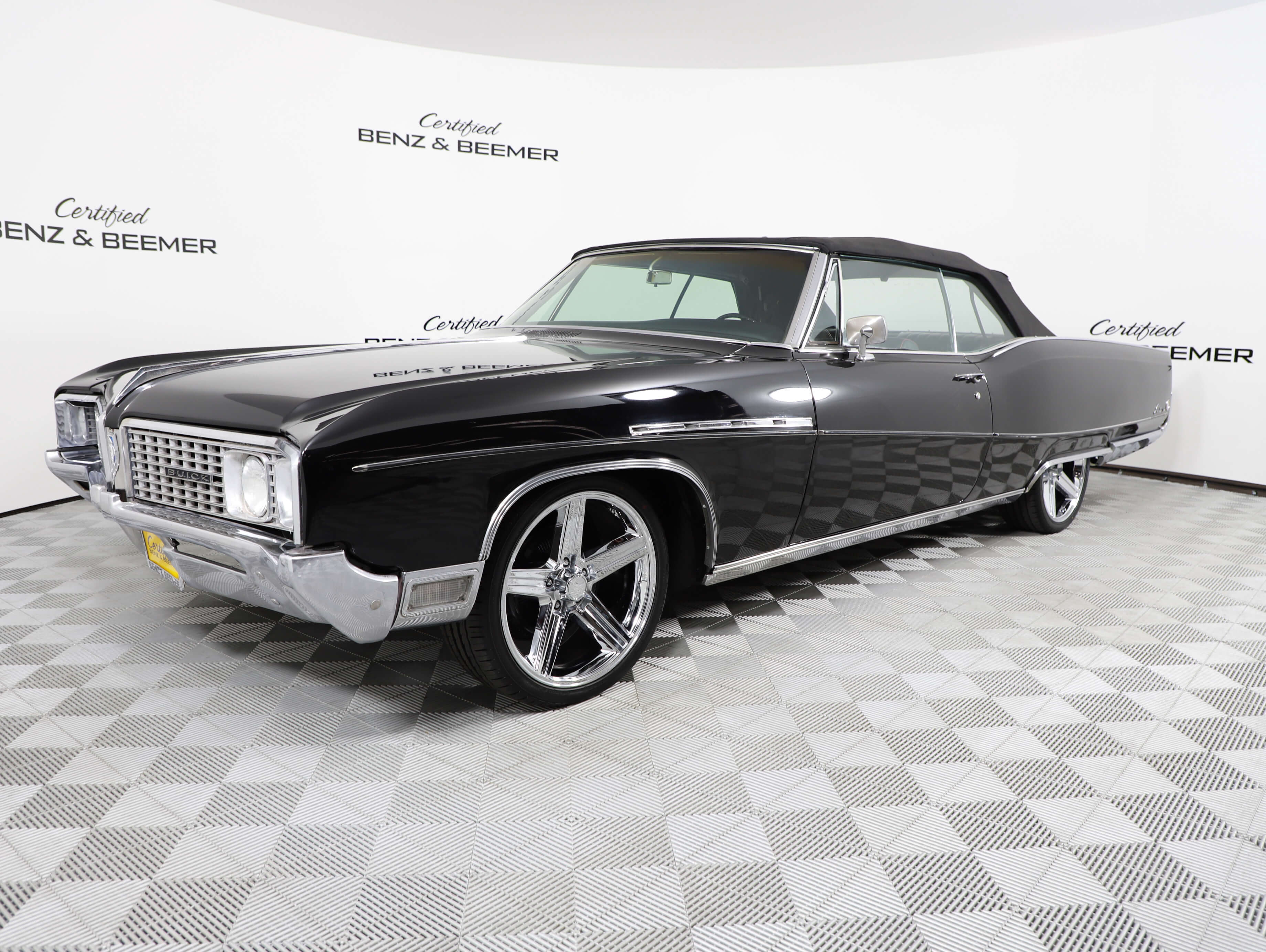 Certified Benz & Beemer - Used 1968 Buick Electra